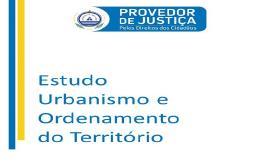 Estudo Urbanismo e Ordenamento do Território