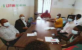 Provedor de Justiça encontrou-se com Plataforma das Comunidades Africanas em Cabo Verde