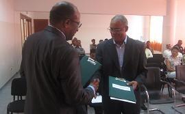 Provedor de Justiça assina protocolo de Cooperação com o Município de Porto Novo