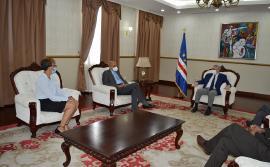 Novo Provedor de Justiça recebido pelo Presidente da República
